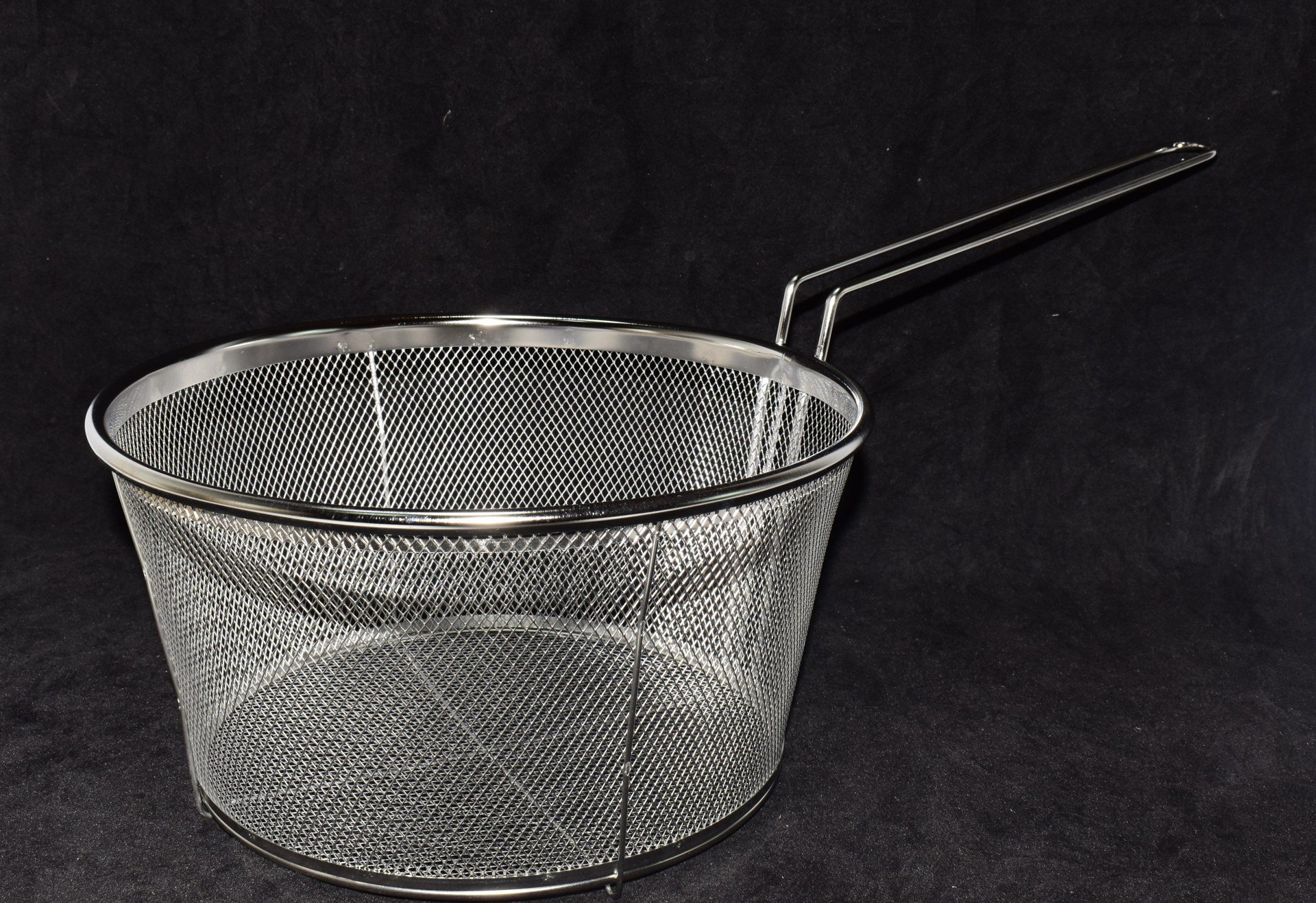 Chips Basket Strainer Round 28 cm