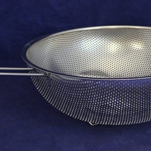 S/Steel Fine Strainer 50 cm Length 31.5 cm Diameter