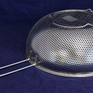 S/Steel Fine Strainer 47 cm Length 28.5 cm Diameter