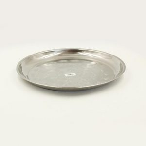 30 cm Stainless Steel Round Tray
