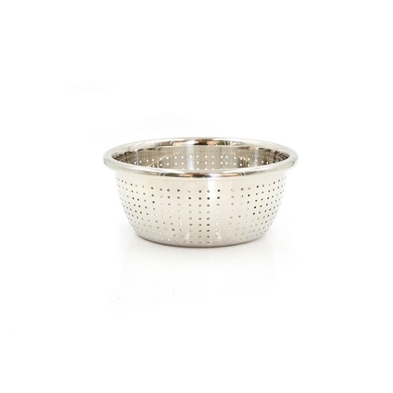Stainless Steel Rice Bowl Strainer 20 cm