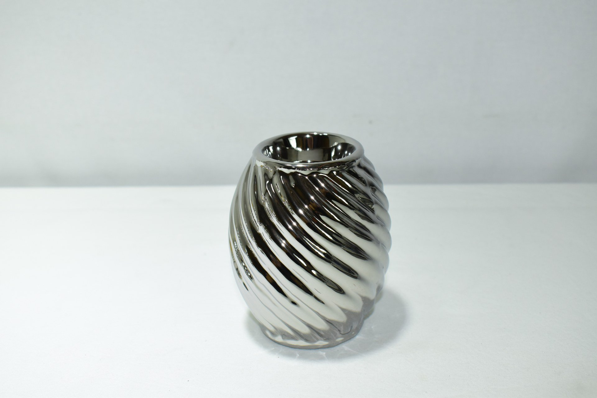 Silver Candle Set