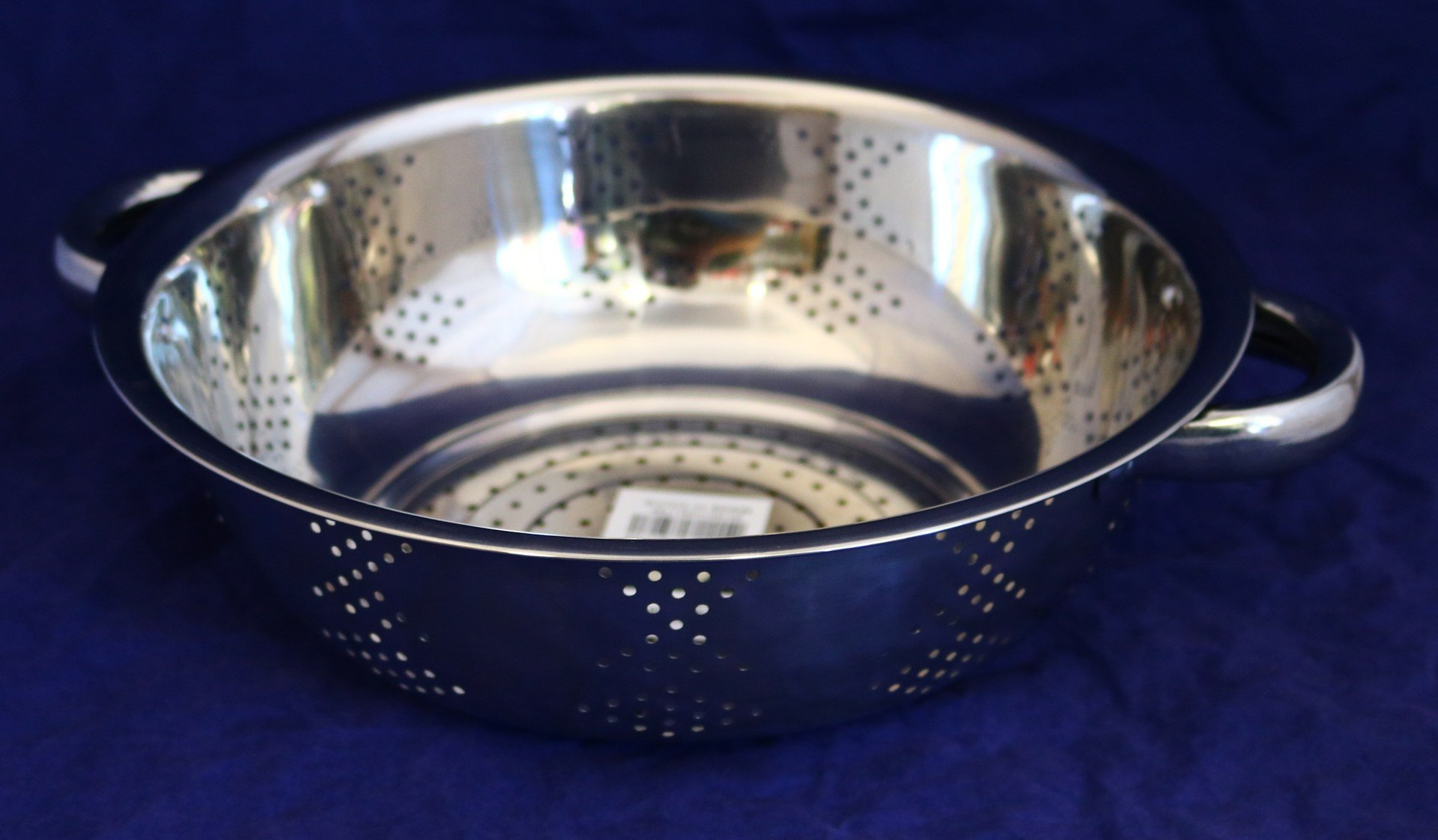 Stainless Steel 32 cm Strainer with Handle