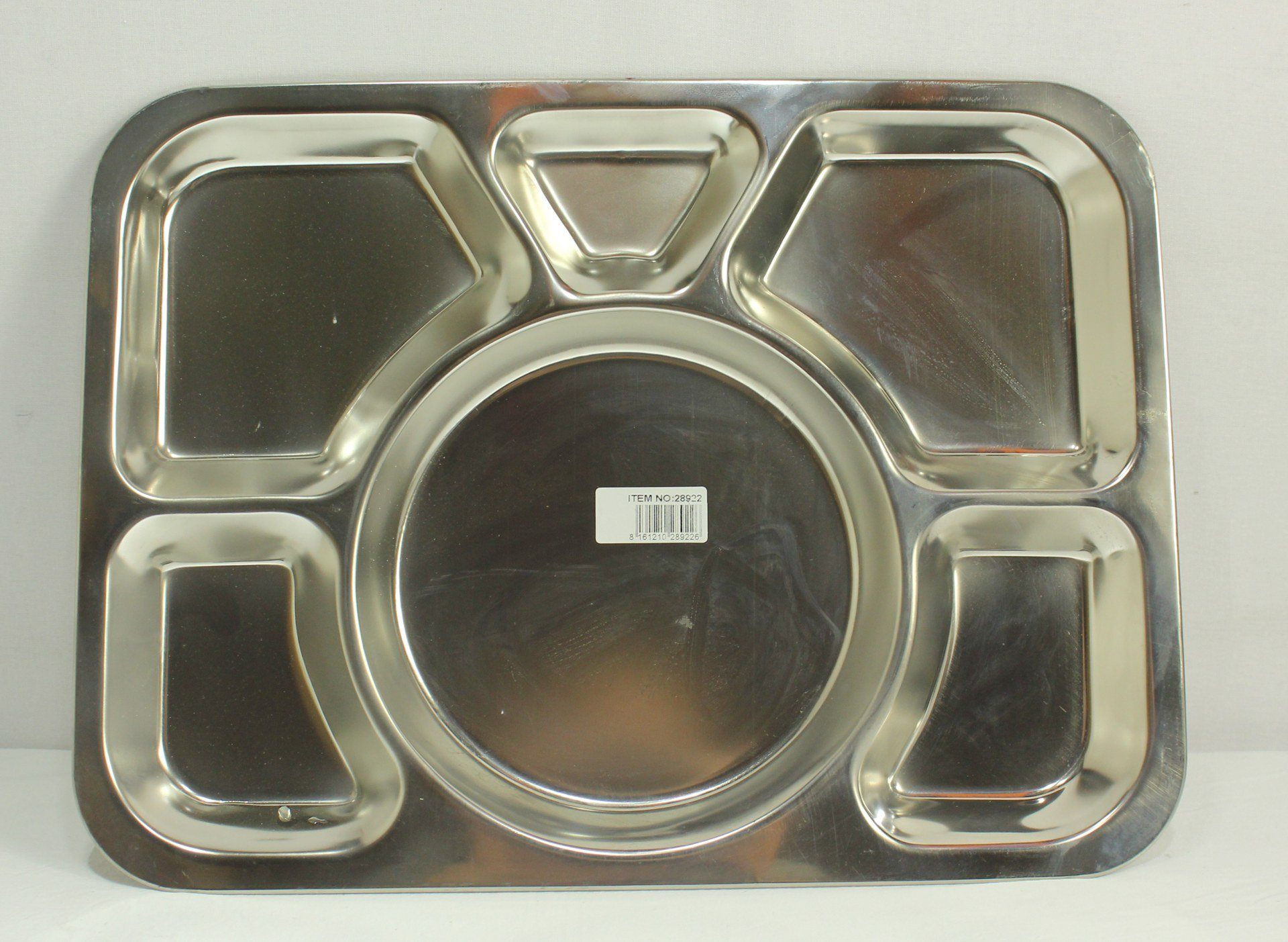 Stainless Steel Mix Plater