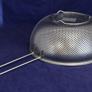 S/Steel Fine Strainer 44 cm Length 25.5 cm Diameter