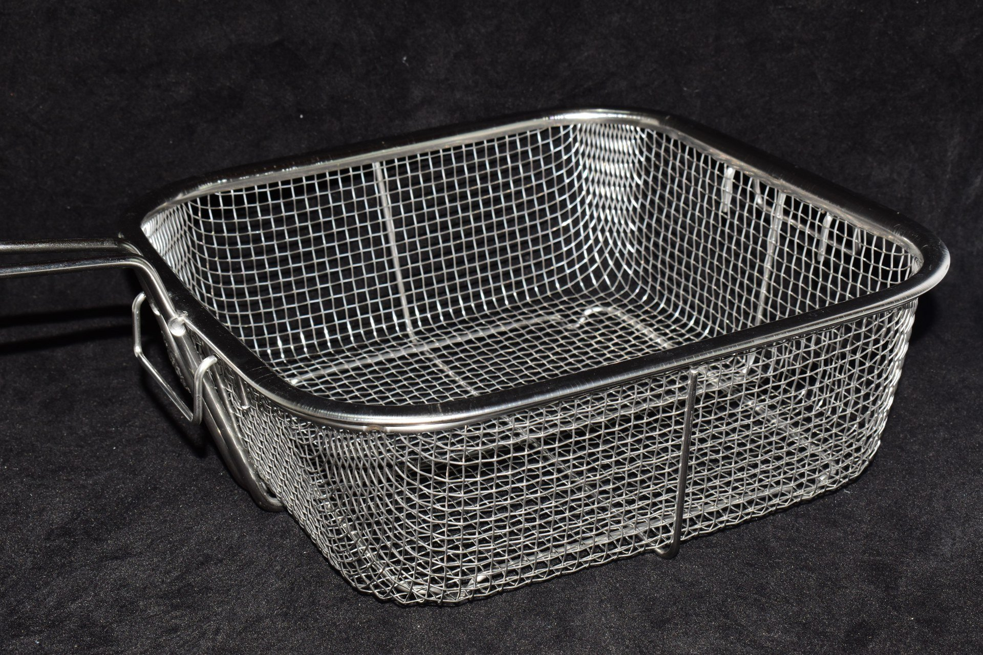 Chips Basket Strainer Square