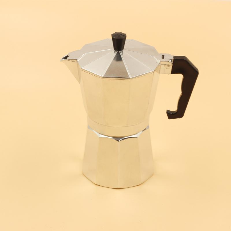 6 Cup Aluminium Stove Top Coffee Maker